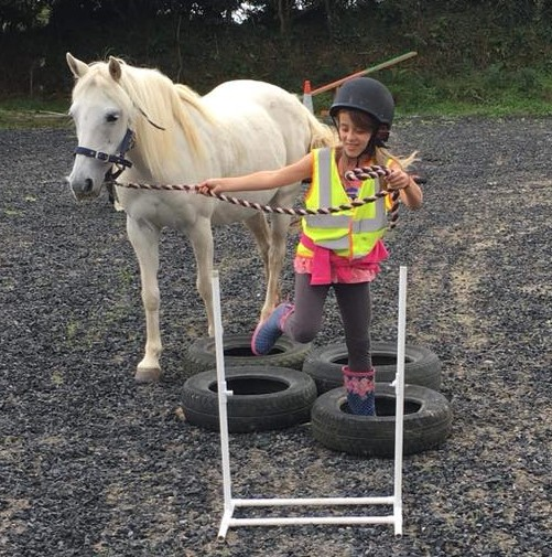 February Half Term Holidays Activities – Pony Fun Day